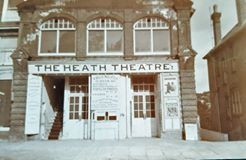 1911 - Motor garage converted into high class theatre for 'pleasure seeking' locals