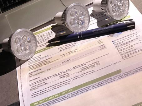 Conceptos de la factura eléctrica - término de energía
