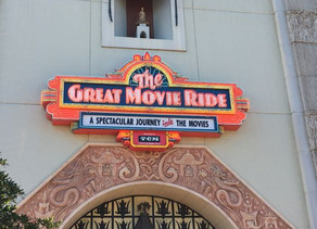 Photos of the old Great Movie Ride