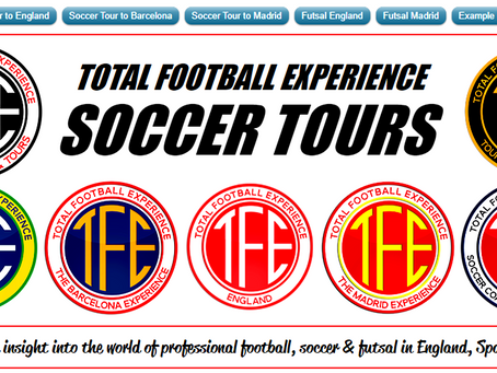 Soccer Tours to England, Spain and Portugal