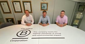 Seacourt achieves B Corporation status