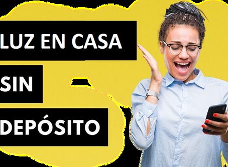 Luz Residencial Sin Deposito