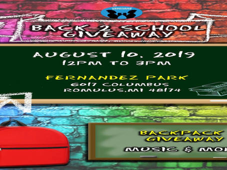 2019 1st Annual Back to School Giveaway Presented by Unspoken Knowledge Publishing, LLC.