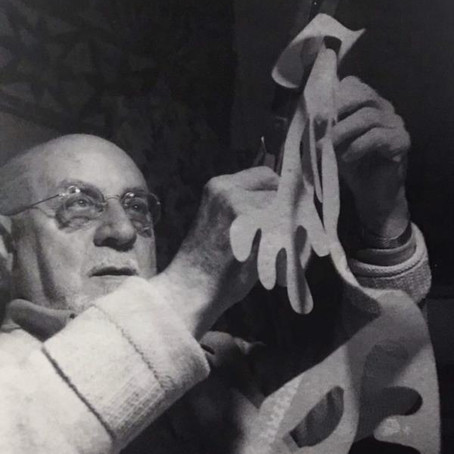 Matisse Cutouts: A New Art Form