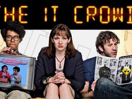 The IT Crowd Dizisi