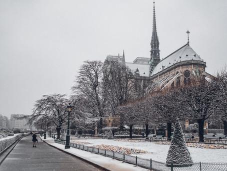 Paris in Winter with Kids - Part 1 - the Jardin des Plantes