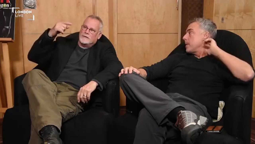 bosch, michael connolly, hieronymous, titus welliver