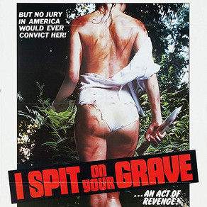 Classic Review #9 - I Spit on Your Grave (1978).  Day of the Woman.