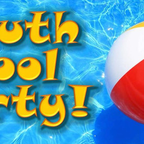 Youth Swim Party & Cookout w/FCC