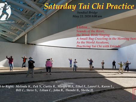 Saturday Tai Chi Practice