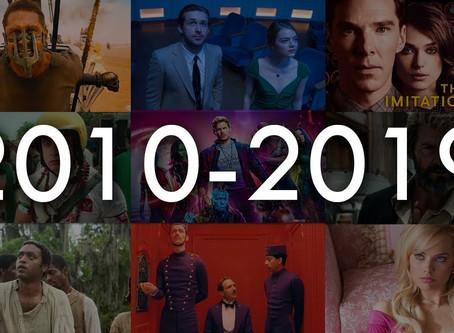Las 100 películas que marcaron la década 2010-2019