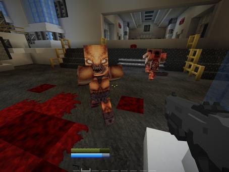 Minecraft Meets Doom in 'Doomed: Demons of the Nether'