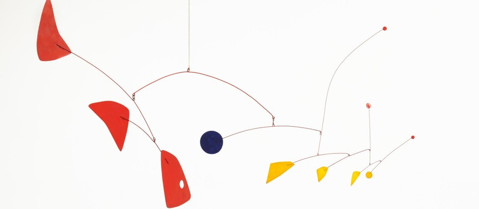 Why does every museum have an Alexander Calder?