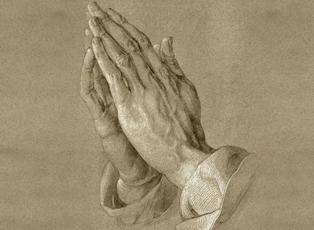 JUST PRAY!