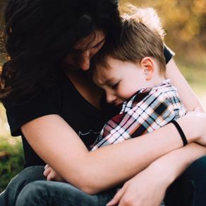 Como falar com o meu filho sobre a morte de um familiar?