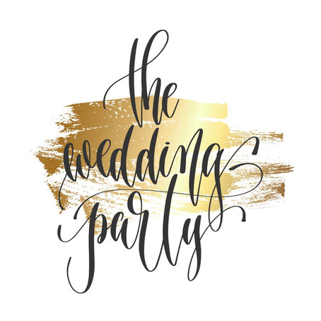 The Wedding Party: What do they really do?