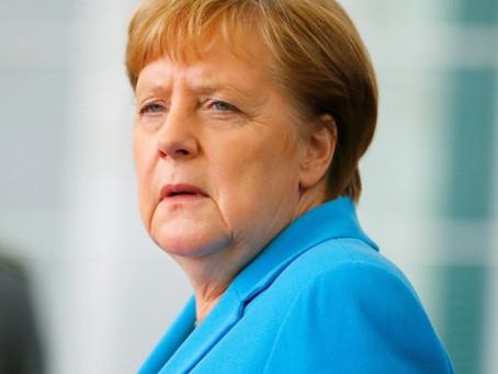 77.  Angela Merkel - Renowned World Stateswoman and Her Exemplary Handling of Covid