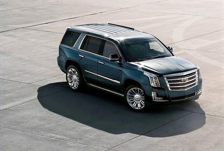 Al Ghandi Auto to Create 'Pop-Up' Showroom  - 2019 Cadillac Escalade