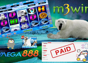 Iceland slot game tips to win RM6430 in Mega888