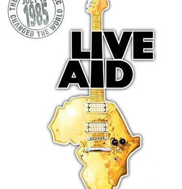35th Anniversary of Live Aid