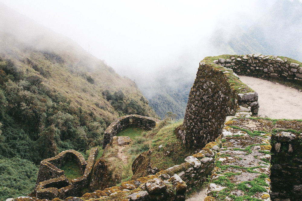 Inca Trail out of Cuzco, Peru