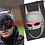 Thumbnail: 3D Printable Model: Batman 2021 Cowl / Helmet | Print File Format STL #B40