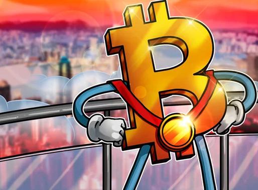 El Bitcoin cerró enero con +30 % de ganancias mientras que Dow Jones en Wall Street arrojó pérdidas