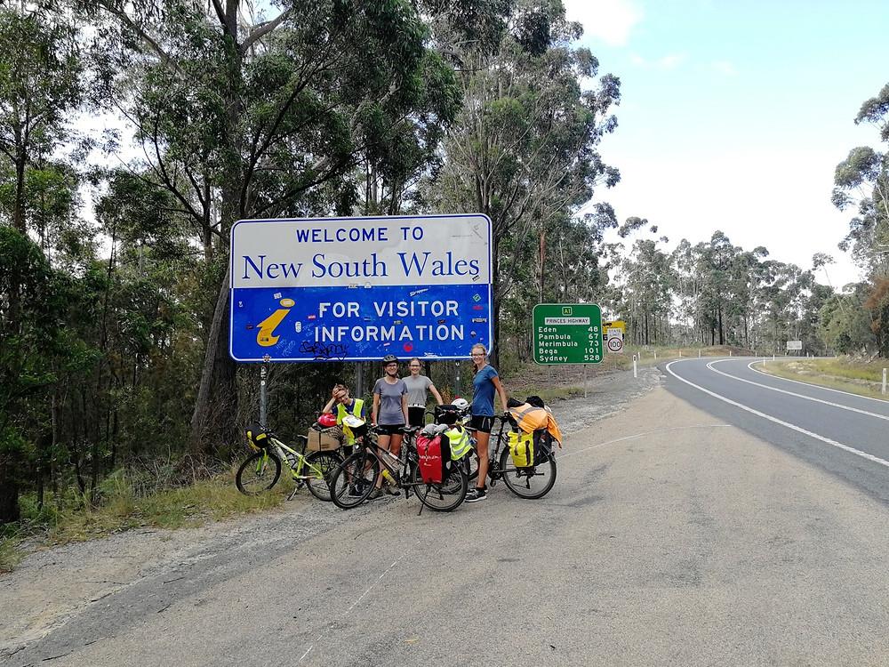 Tour du monde à vélo en famille 2018-2019: Australie