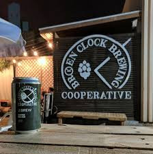 You're Gonna Make It After All:  Broken Clock Brewing Co-op in Minneapolis