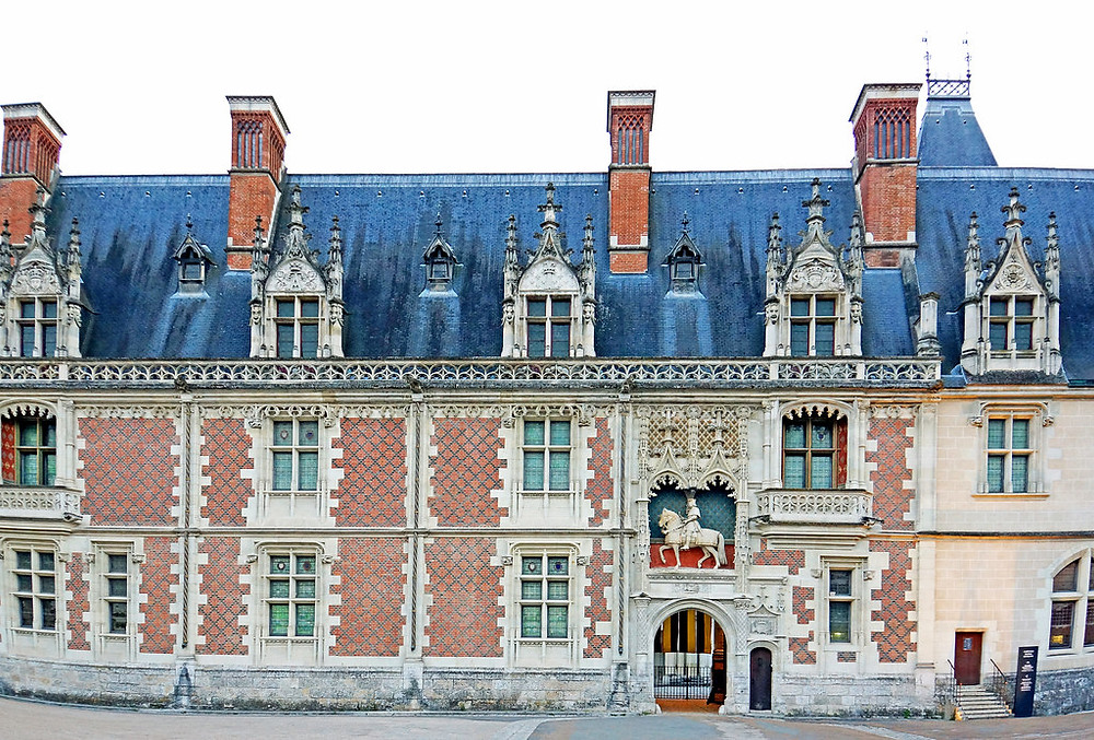 Chateau de Blois. Image source: Dennis Jarvis, Flickr