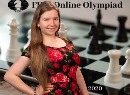 1.FIDE Online Olympiade: 0,3 Sekunden fehlen zum Viertelfinale