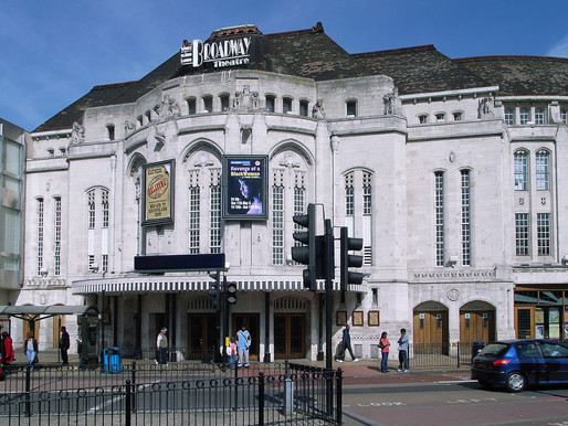 Majesty's Performance At Broadway Theatre Catford (26.4.19)