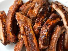 Honey Garlic Spare Ribs