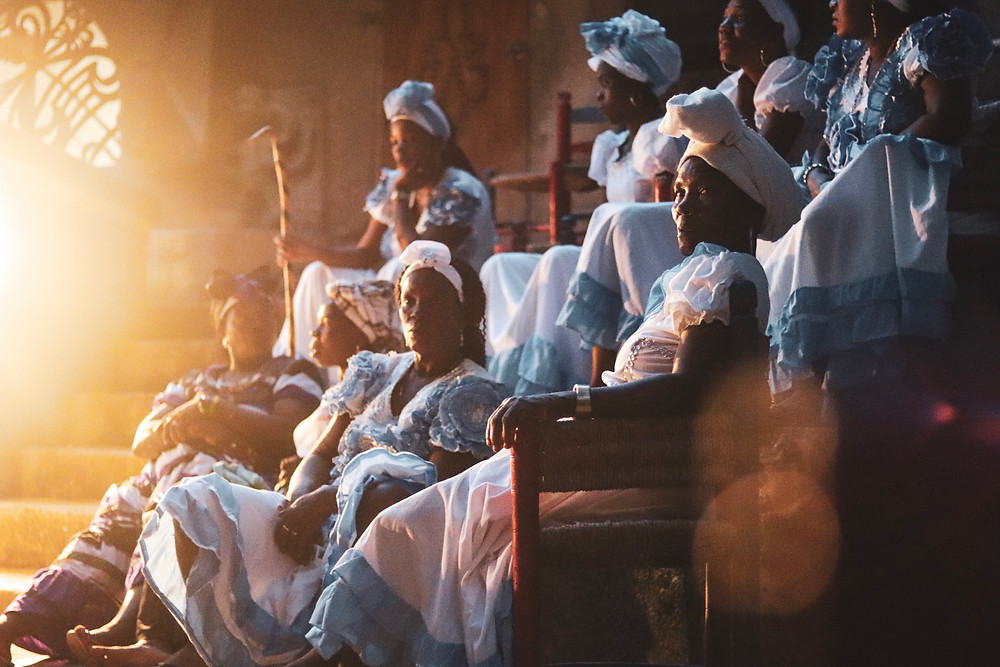 This image was captured during the video shoot of single  RASENBLEMAN  in Haiti.. The shoot was amazing and spiritual and  confirmed how important it is  to show case the true beauty of  my incredible country and people...especially from the rural areas! Image by Ayiiti Coles