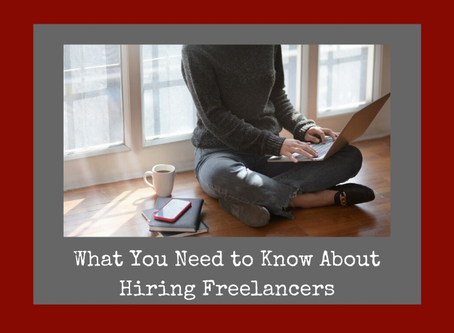What You Need to Know About Hiring Freelancers