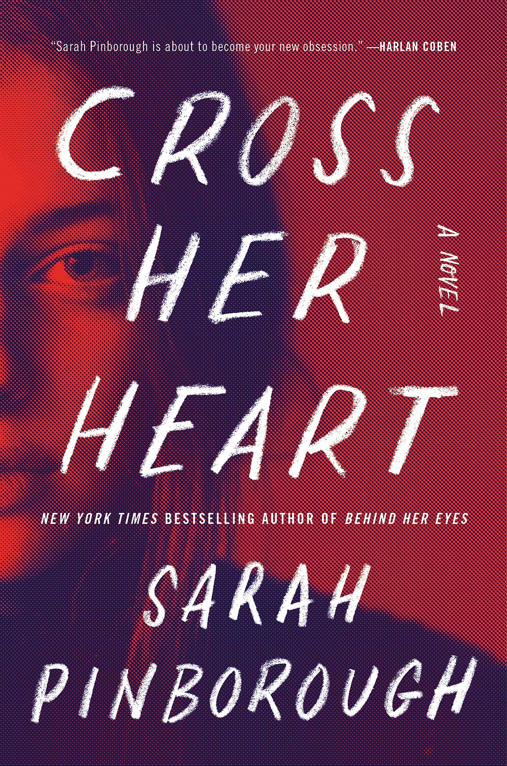 Cross Her Heart by Sarah Pinborough : the book slut book reviews