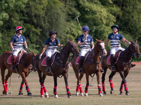 OUPC vs. Royal Navy Polo and Royal Artillery Polo