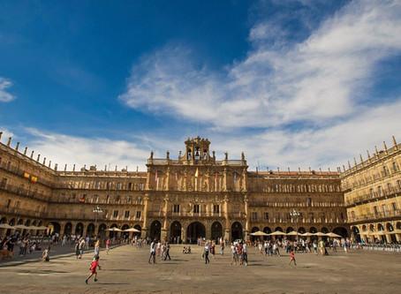 Sugerencias de turismo en Salamanca