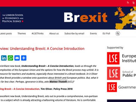 Review of Understanding Brexit