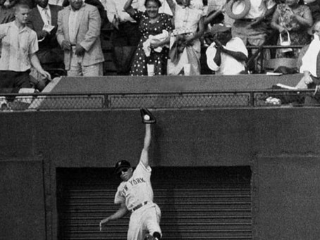 Willie Mays-#24 Greatest Of All Time