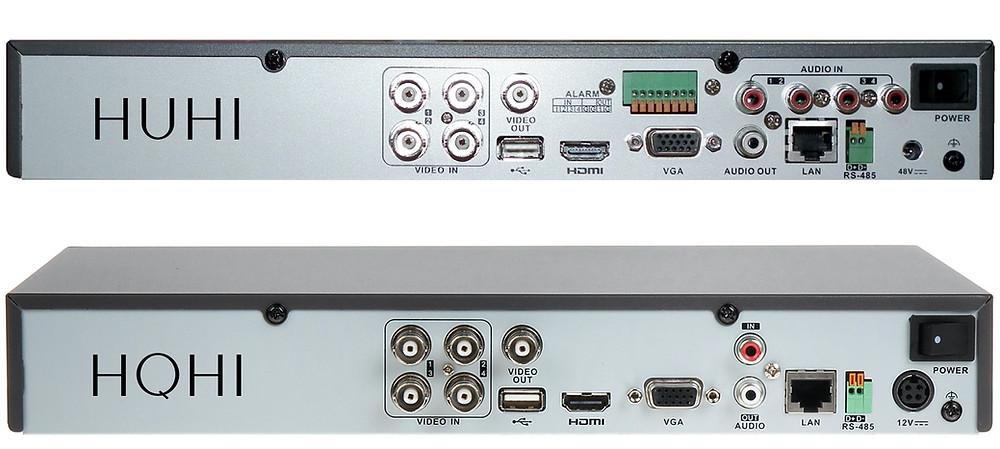 Hikvision DS-7204HUHI-K1 vs Hikvision DS-7204HQHI-K1