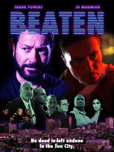 Beaten indie movie poster