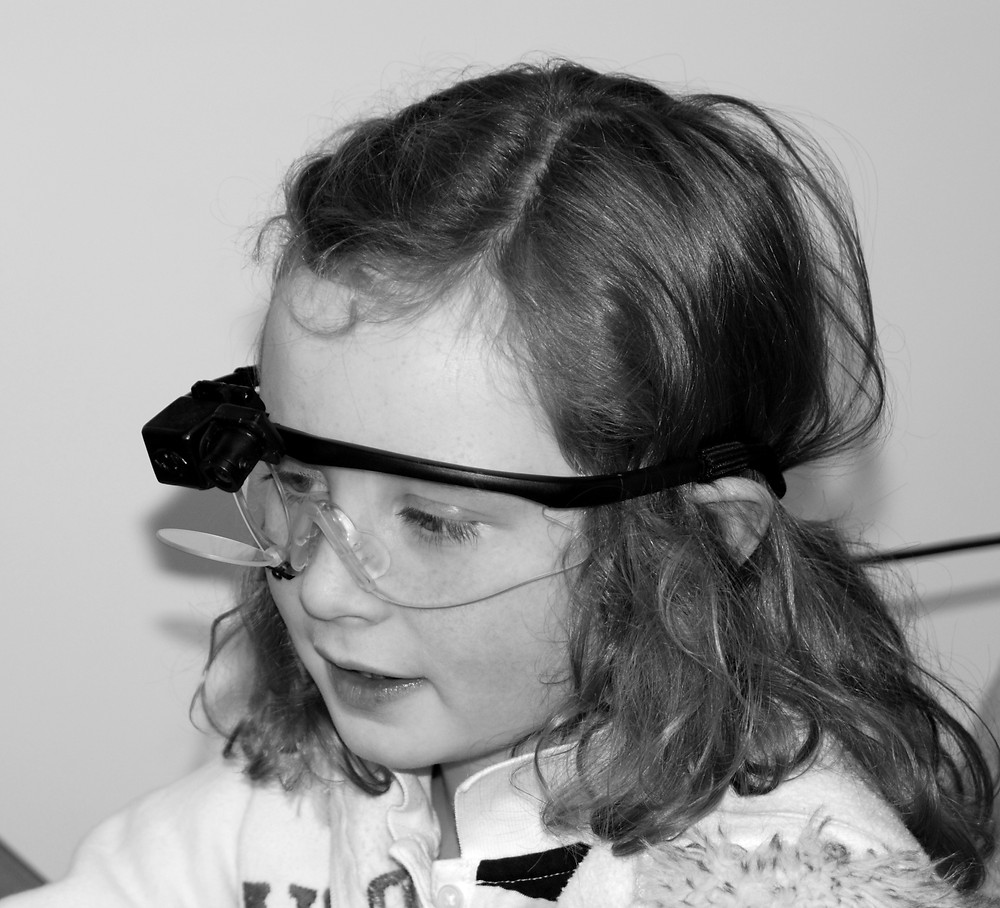 ASL Mobile Eye Tracker worn by a child during a study: https://www.prweb.com/releases/2013/06-asleyetracking/prweb10836828.htm