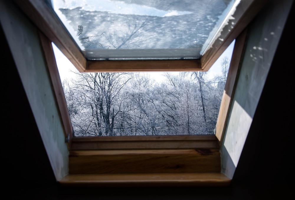 Open je raam en laat verse zuurstof binnen