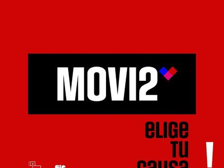 "FiiS y Movidos x Chile lanzaron campaña ""Elige tu causa"""