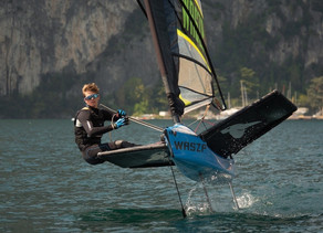 Hong Kong Youth America's Cup protégé draws on experience to think fast and make good decisions