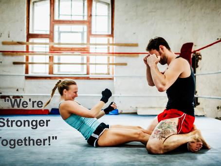 Marriage, In it to Win it!