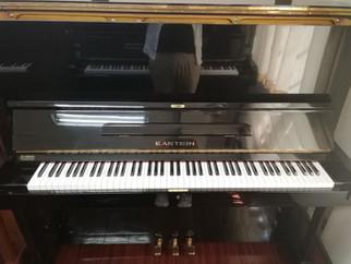 【《ピアノを聴く動画》使用ピアノ紹介】第25回イースタイン アップライトピアノ(最後のイースタイン)