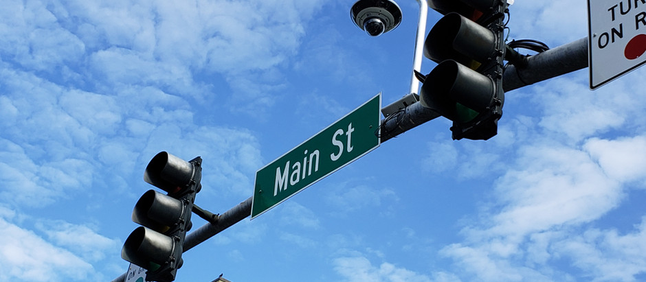 Keep Main Street Five Lanes!
