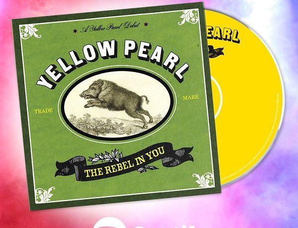 The Rebel in You van Yellow Pearl op Spotify